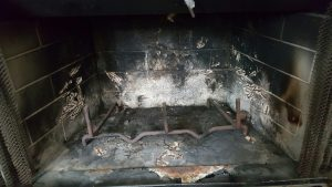 Dangers of a Dirty Fireplace