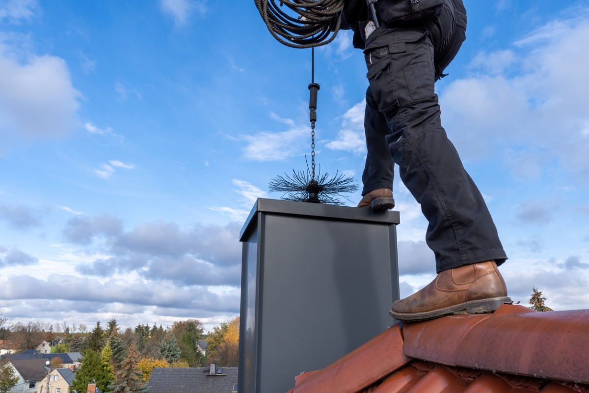 How And When To Clean Your Chimney
