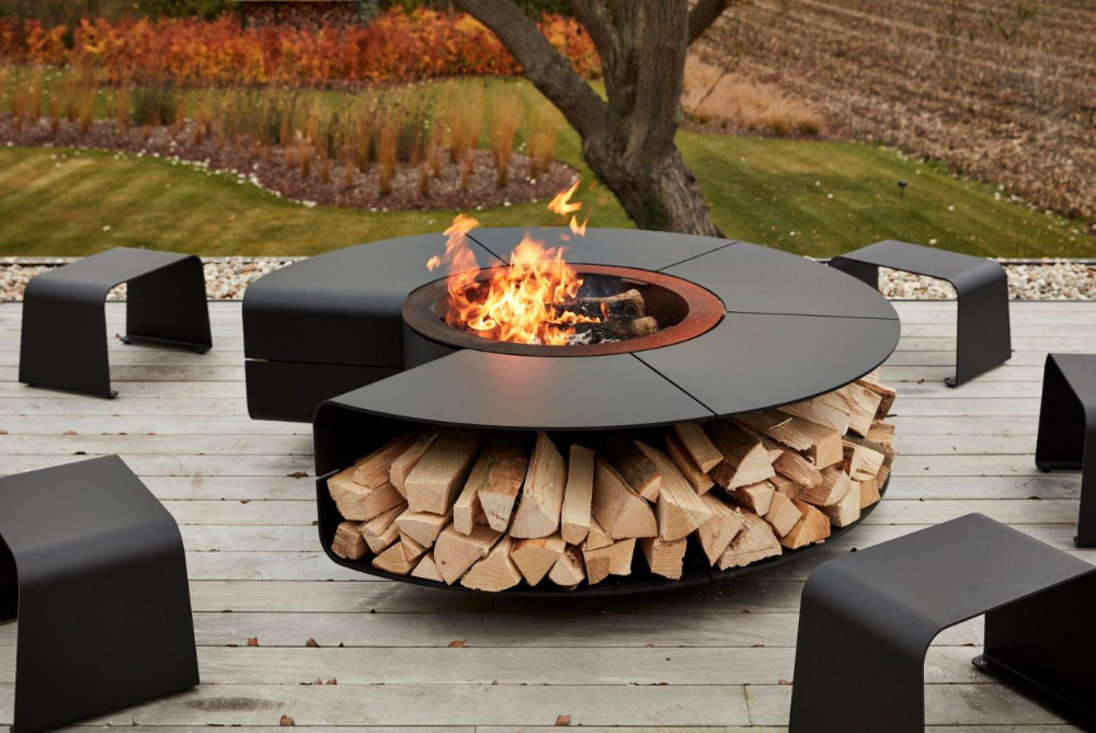 How to Clean a Fire Pit